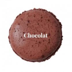 Macaron Chocolat Valrhona