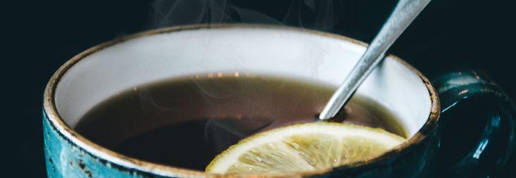 le thé noir ou anglo indien