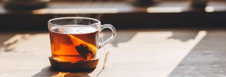 le thé blanc est excellent pour la santé